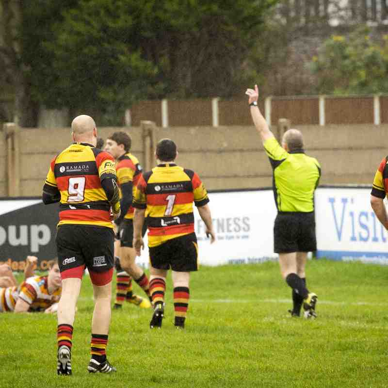 Southport RFC 2nd XV v Fylde 19.12.15