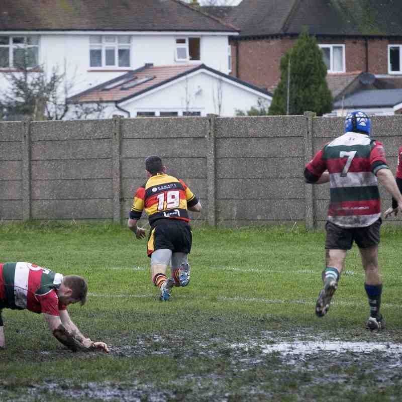 Southport RFC 3rd XV v Firwood Waterloo 09.01.16