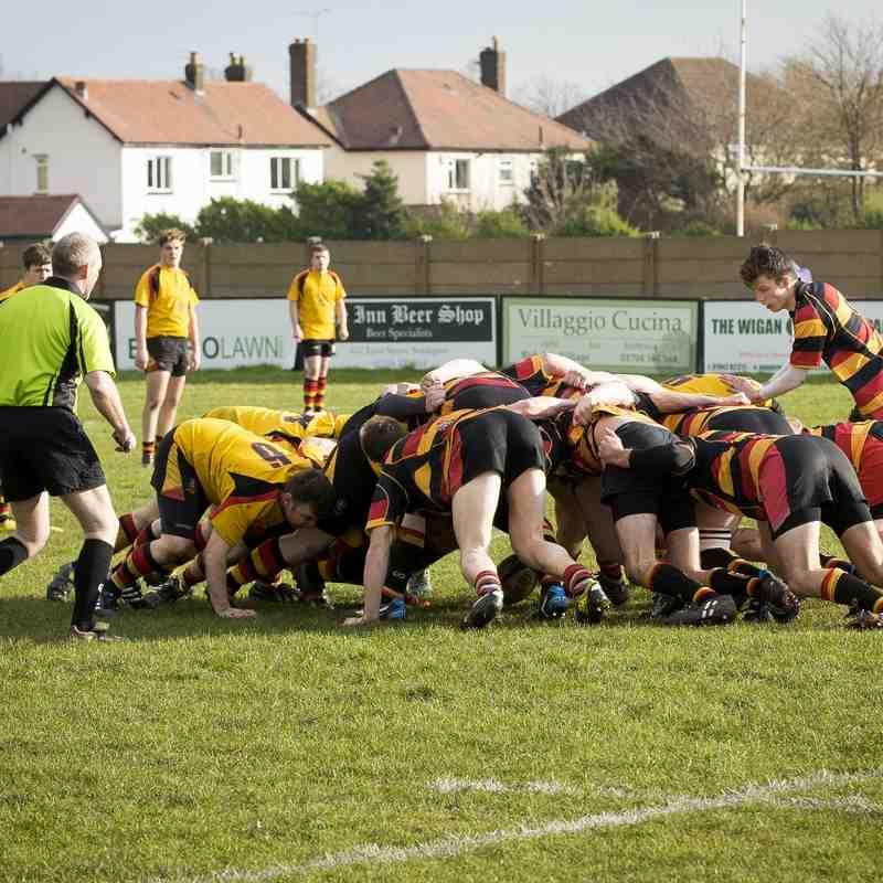 Southport RFC 2nd XV v Kirkby Lonsdale 13.02.16