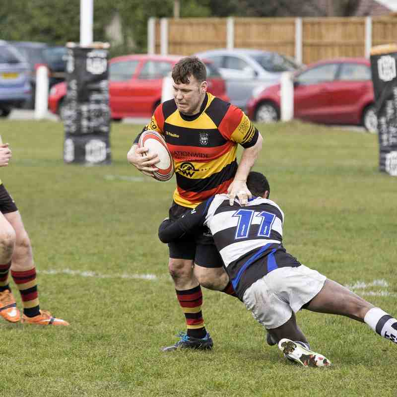 Southport RFC 2nd XV v Trafford Metrovicks 27.02.16