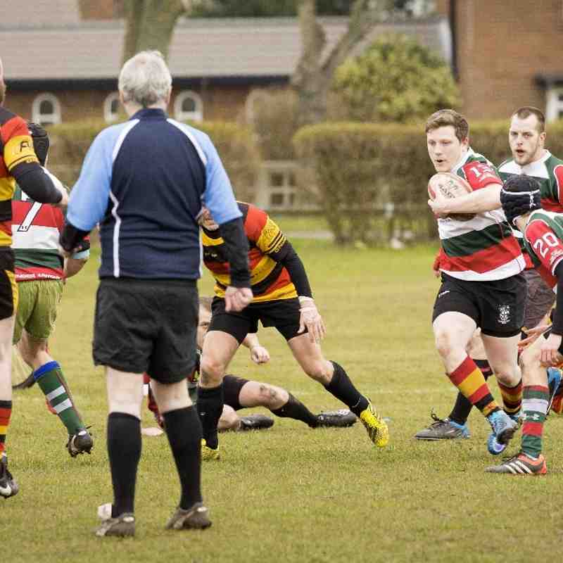Southport RFC 3rd XV v Waterloo 19.03.16