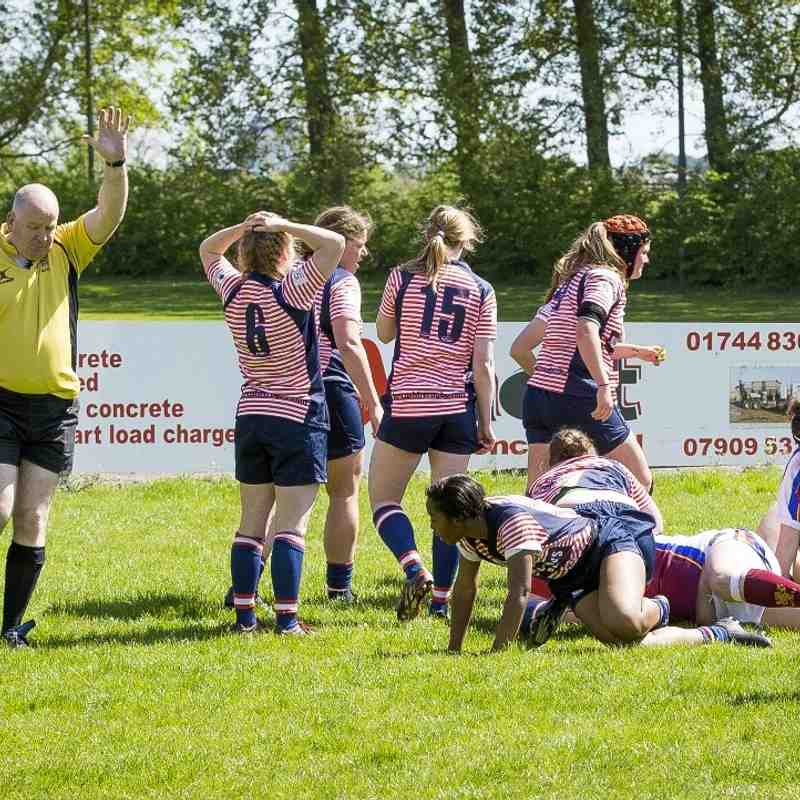 Lancashire Ladies v Co Durham 15.05.16