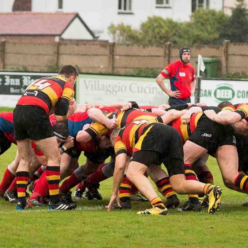 Southport Shipwrecks v Chester Relics 20.05.16