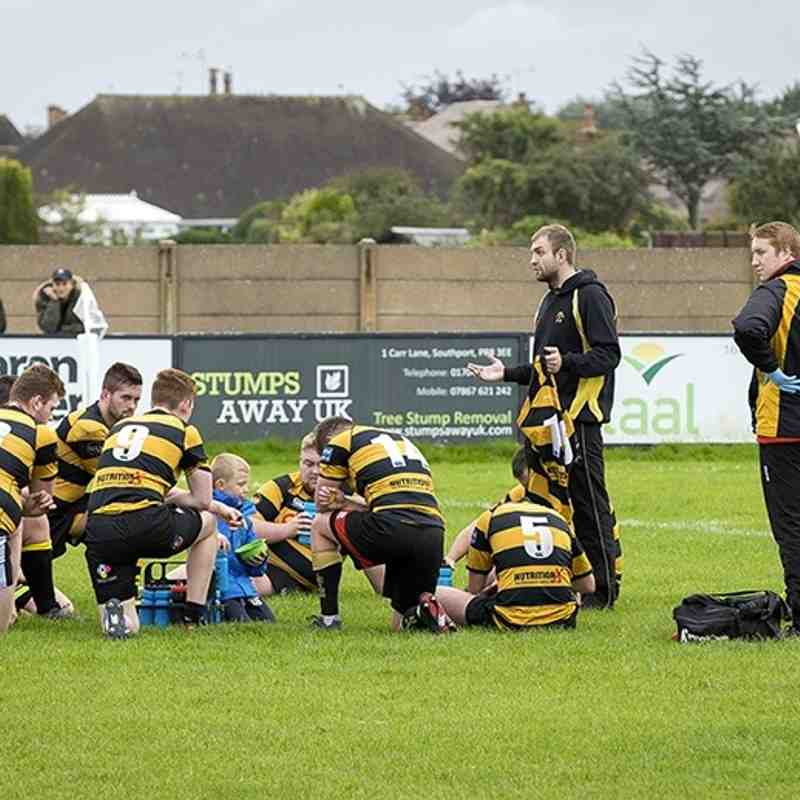 Southport RFC 2nd XV v Leigh 01.10.16