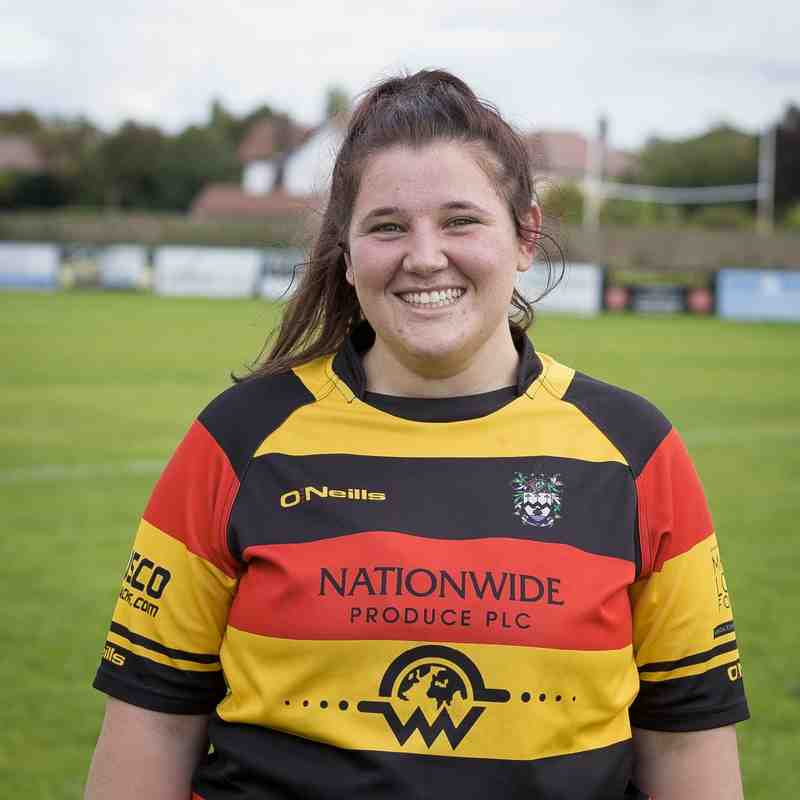 Southport RFC Ladies v Burnley 09.10.16