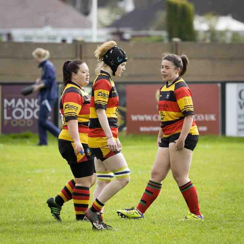 Southport RFC Ladies v Burnley 09.10.16