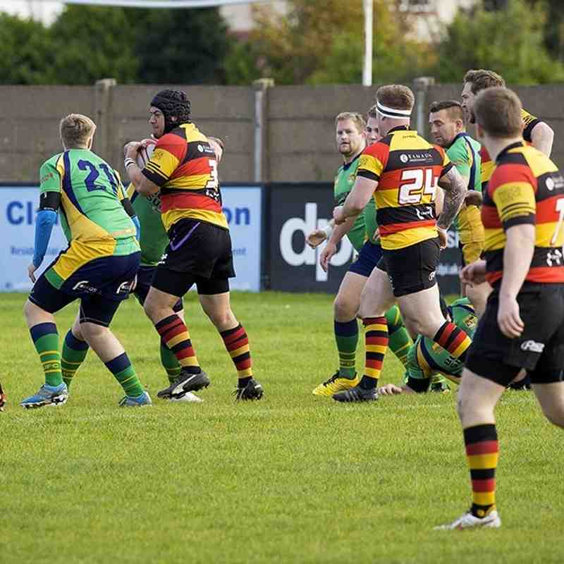 Southport RFC 2nd XV v Fleetwood 22.10.16