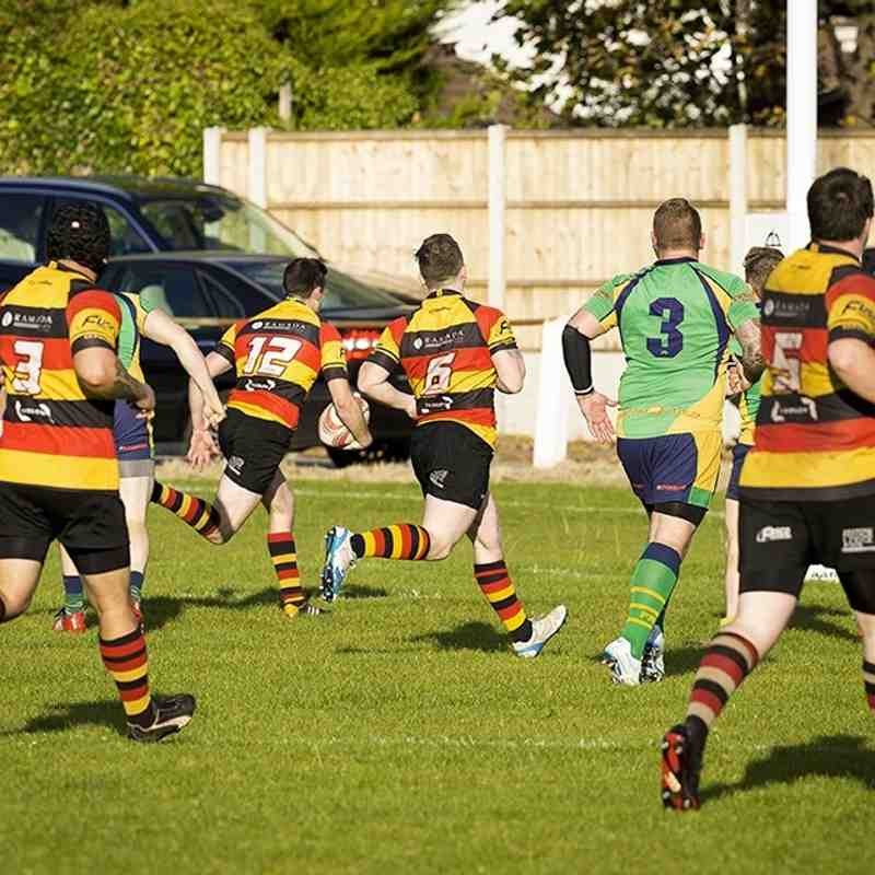 Southport RFC 2nd XV v Fleetwood 22.10.16