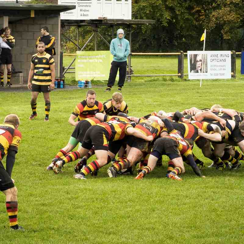 Kendal Hornets 2nd XV v Southport RFC 2nd XV 29.10.16