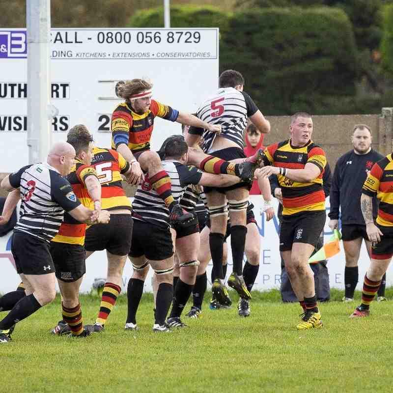 Southport RFC 1st XV v Broughton Park 12.11.16