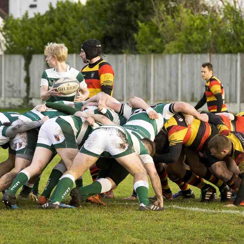 Southport RFC 3rd XV v Penrith 12.11.16