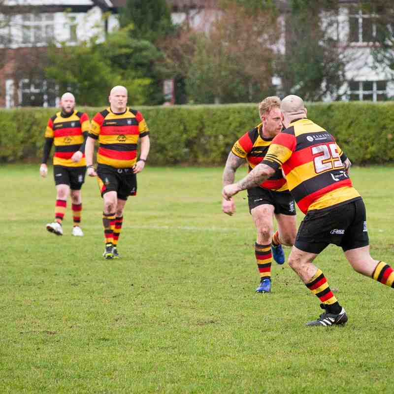 Southport RFC 3rd XV v Carnforth 1st XV 10.12.16