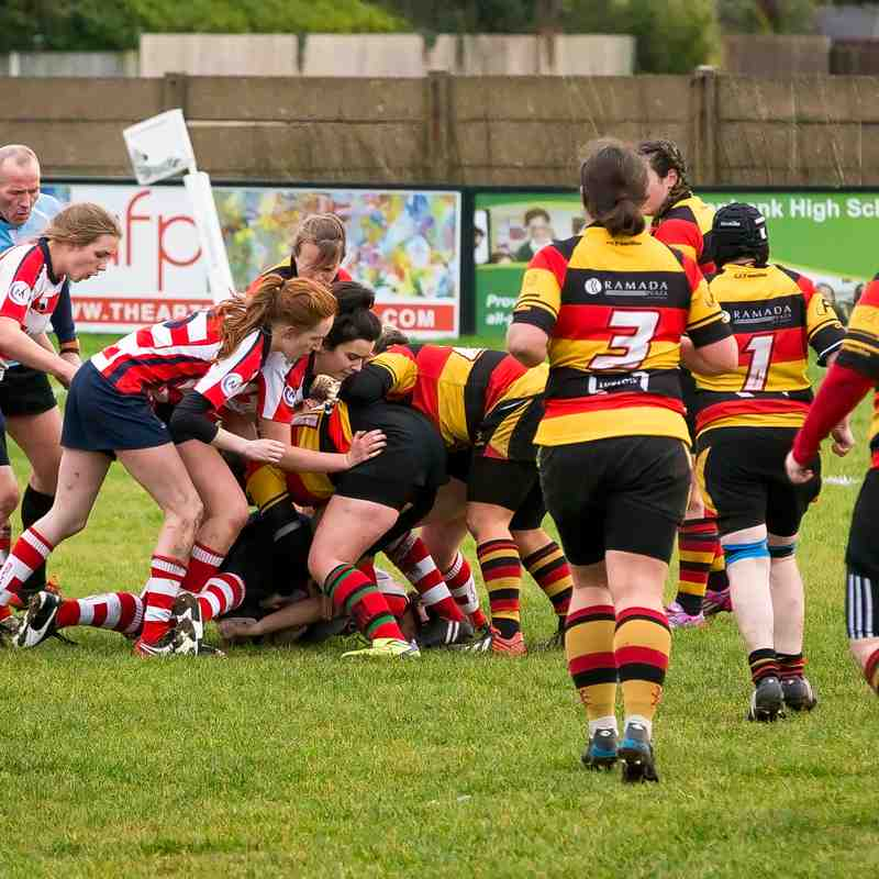 Southport RFC Ladies v Sefton Panthers 11.12.16
