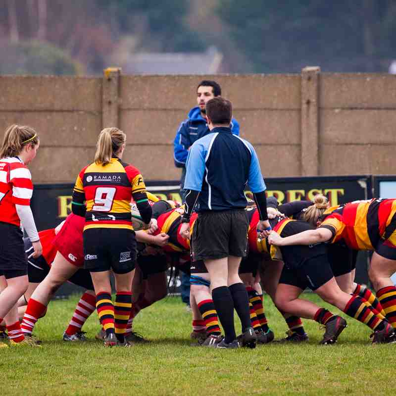 Southport RFC Ladies v Vale of Lune 22.01.17