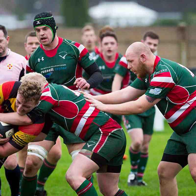 Southport RFC 1st XV v Hoylake