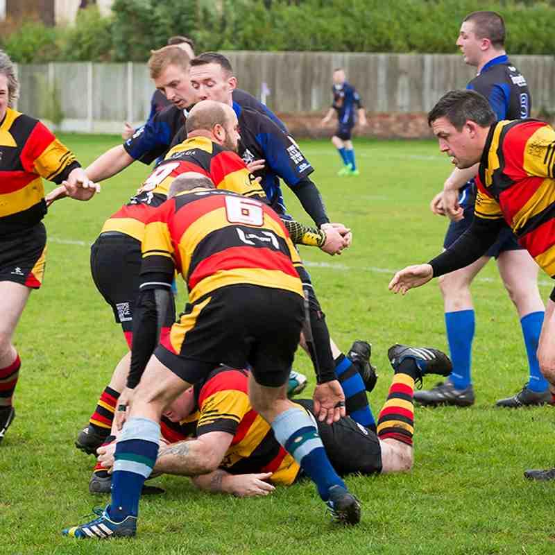 Southport RFC 3rd XV v Ruskin Park 28.10.17
