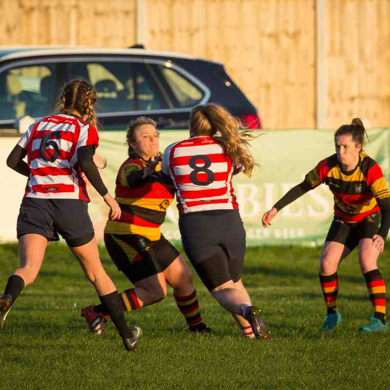 Southport RFC Ladies v Sefton 12.11.17