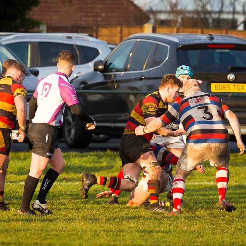 Southport RFC 1st XV v Liverpool St Helens 20.01.18