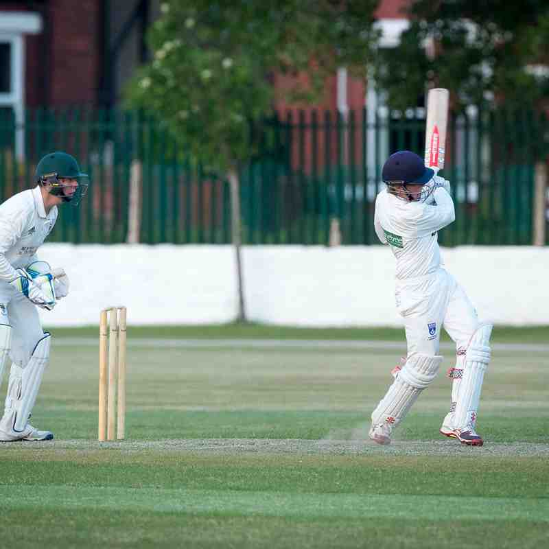 Southport & Birkdale CC U15s v Burscough 24.05.18