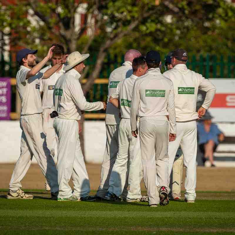 Southport & Birkdale CC 1st XI v Wigan 14.07.18 (photgraphs by Brad Yates & Angus Matheson)