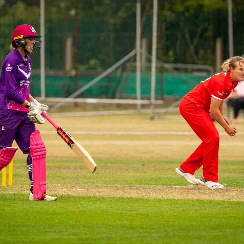 Lancashire CCC Ladies v Loughborough T20 22.07.18