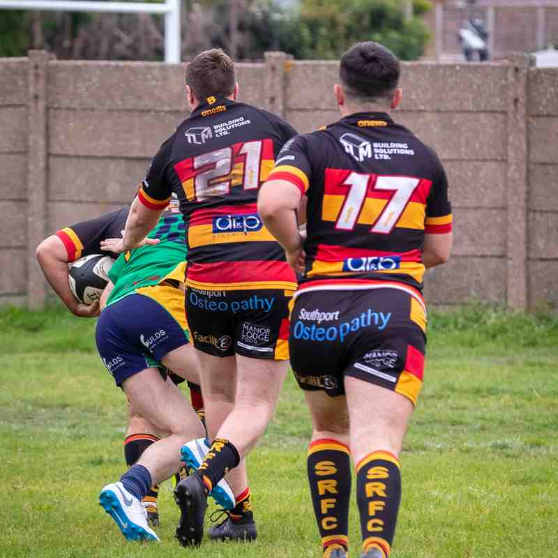 Southport RFC 2nd XV v Fleetwood 01.09.18