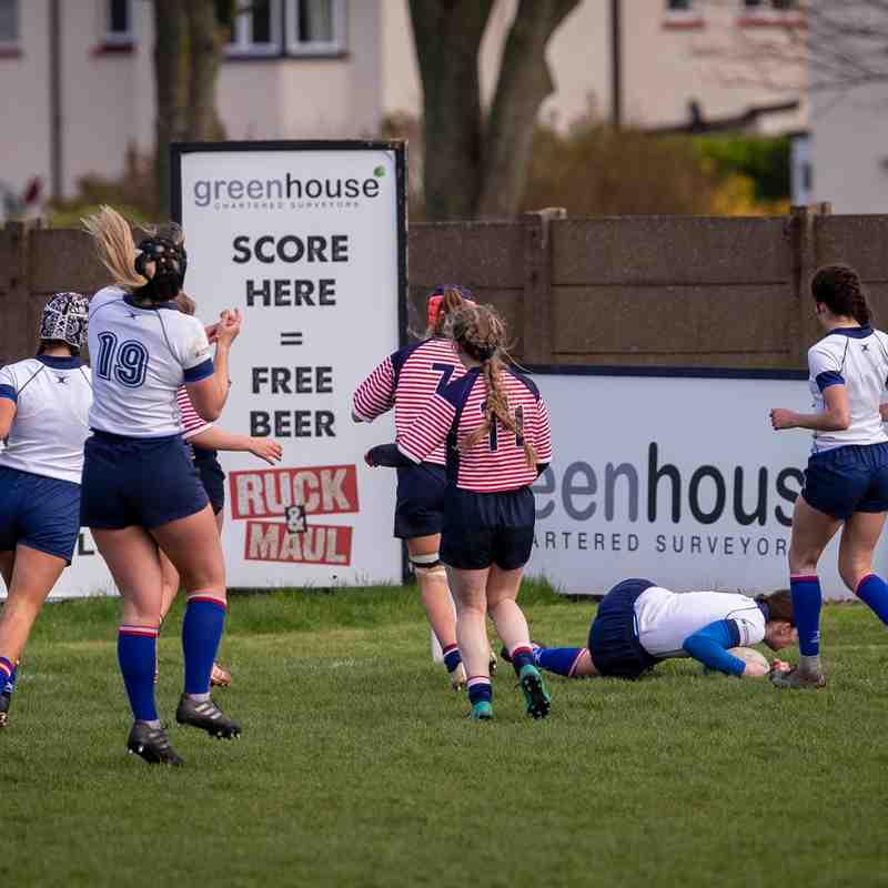 Lancashire, Cheshire & Yorkshire Girl's Rugby Tournament 24.03.19