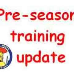 Pre-Season Fitness Training with Senior Club