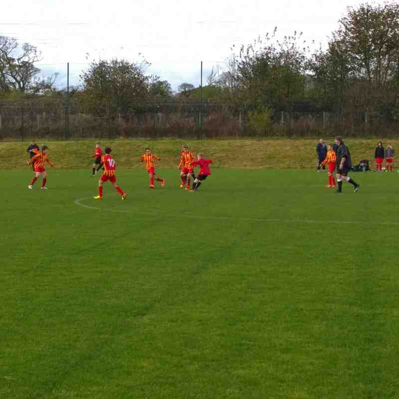 Cup Match v Monkseaton 26/10/14