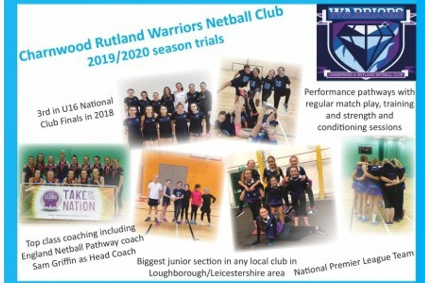 2019/20 Season Trials