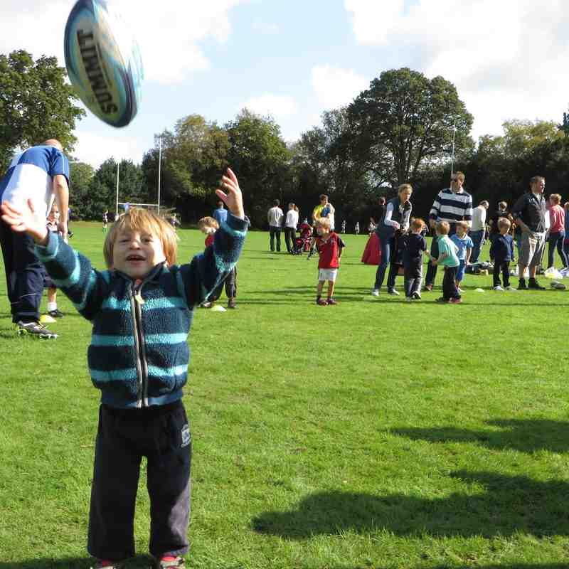 Haslemere Micros (Under-5s)