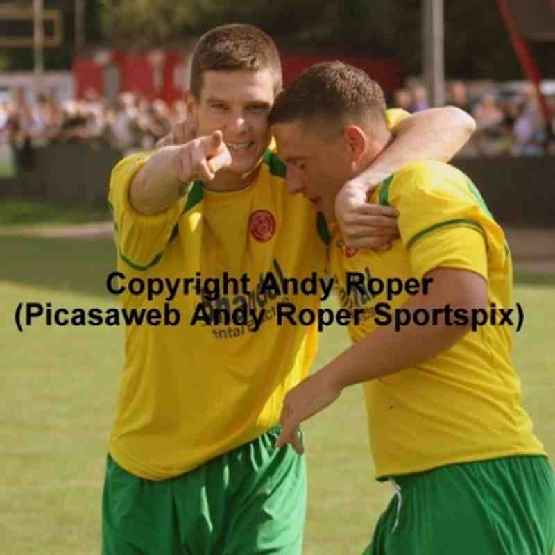 Redditch United v Stourbridge (Calor Gas Premier) 26/08/2013