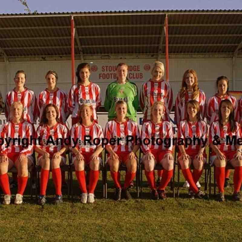 Stourbridge FC Team Photos 2013-2014 (1st, Youth, Ladies, Boys)