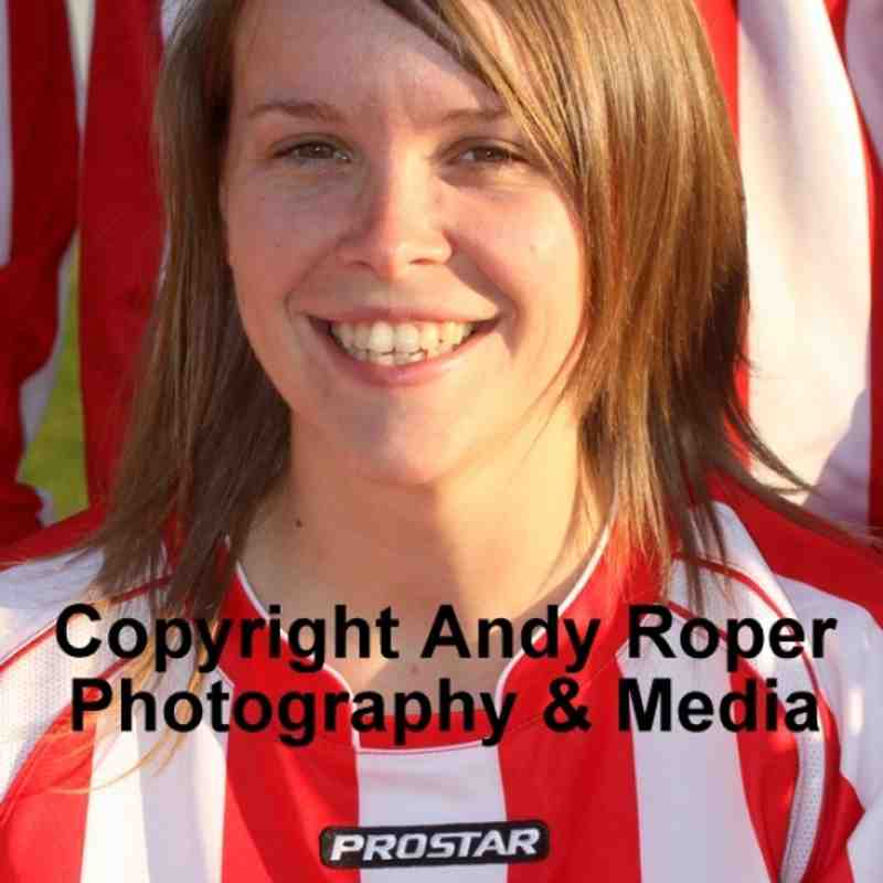 SFC Ladies Team Headshots 03/09/2013