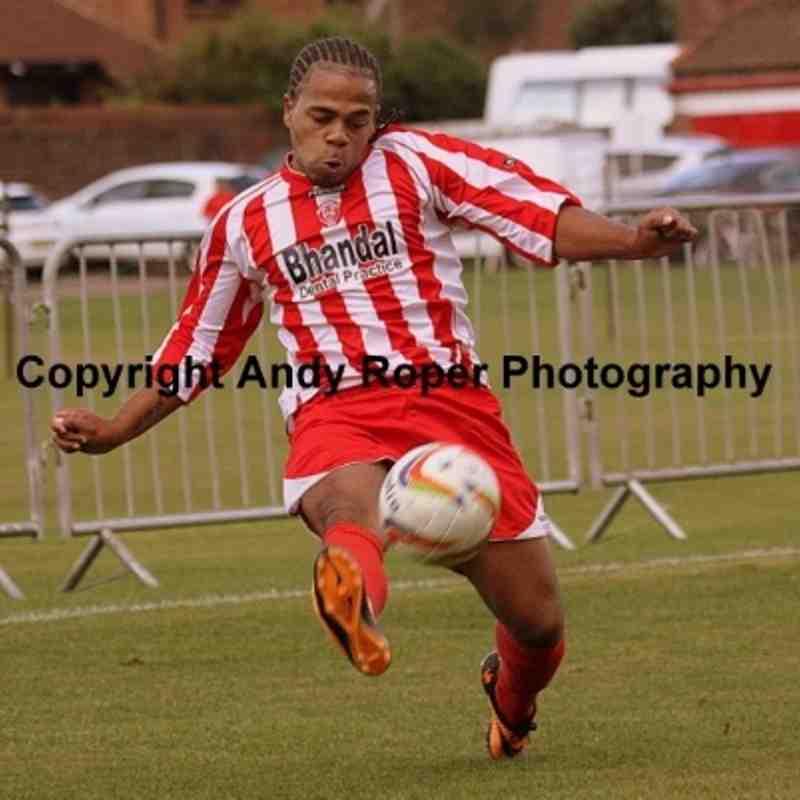 Stourbridge v Burnham (Calor Premier League) 07/09/2013