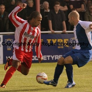 Stourbridge 1 Burnham 0