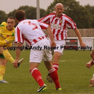 Evesham United 0 Stourbridge 3