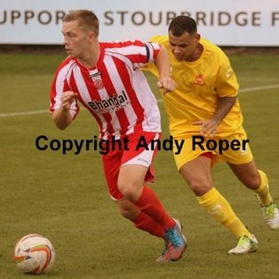 Stourbridge 3 Banbury United 2