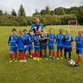 U9 Reds play out thrilling 2-2 draw