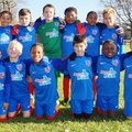 U9 Reds crash out of Cup at the hands of the Burnham Yellows