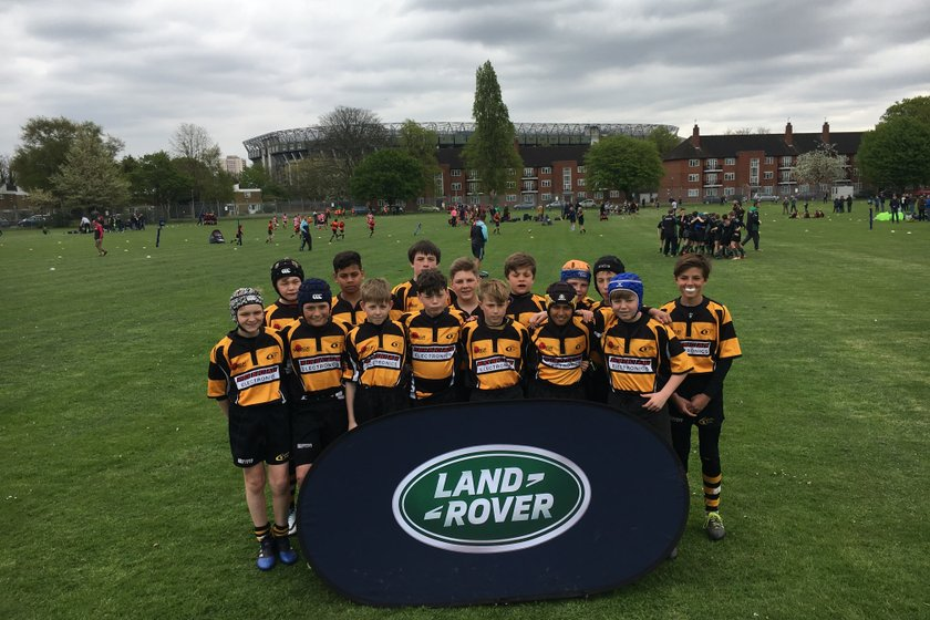 U12's Harelquins Land Rover Cup 2017