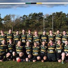 Mellish Ladies 12 - 15 Hull Ladies