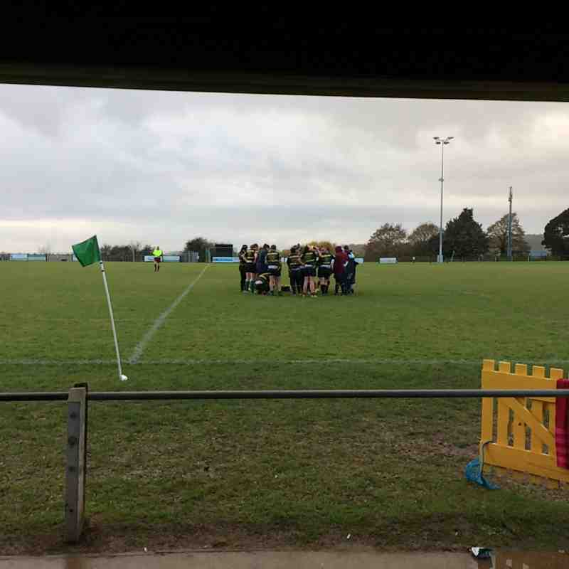 Mellish Ladies vs Kenilworth Ladies 06.11.2016