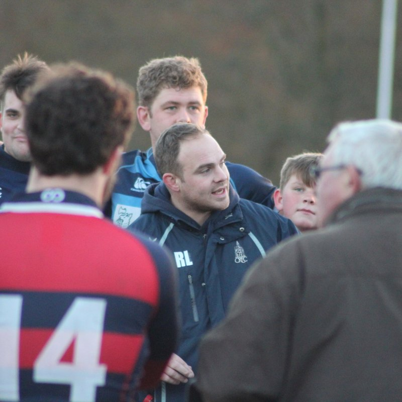 Chichester win at Guildford 3rd December 2016