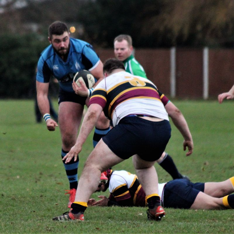 Old Colfeians 28 v 33 Chichester