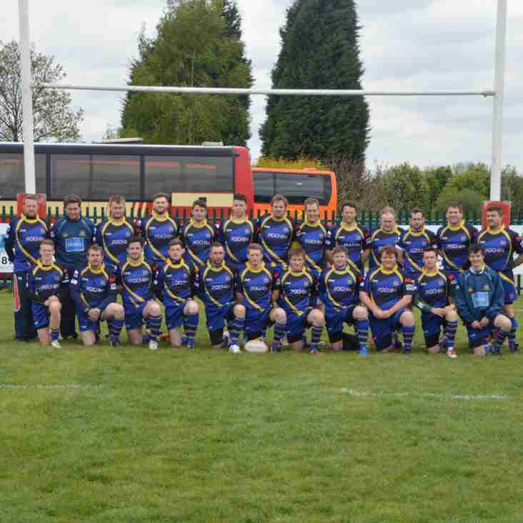 Quality Performance From 1st XV