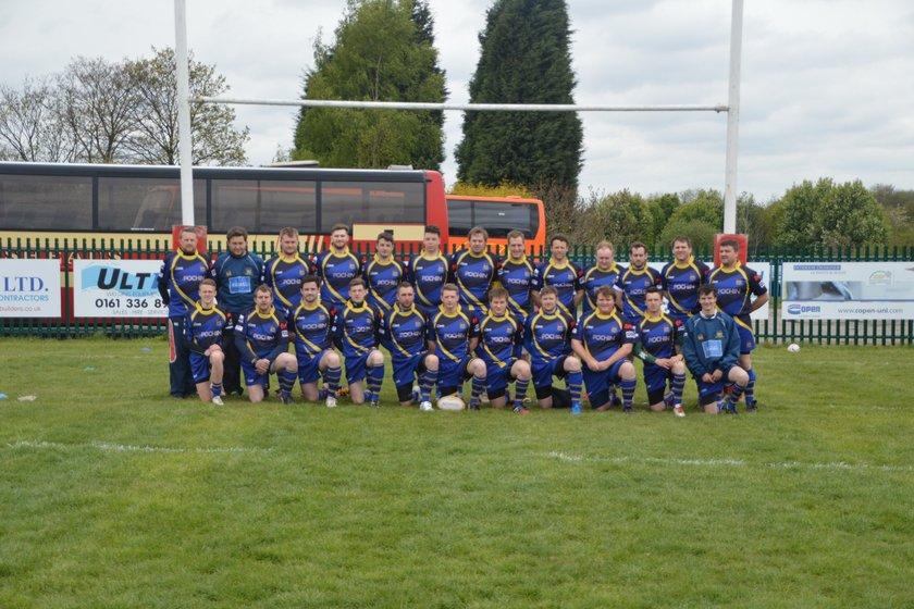 1st XV lose to Bowdon 2 42 - 7