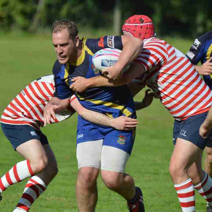 Disappointing end to the year for 1st XV