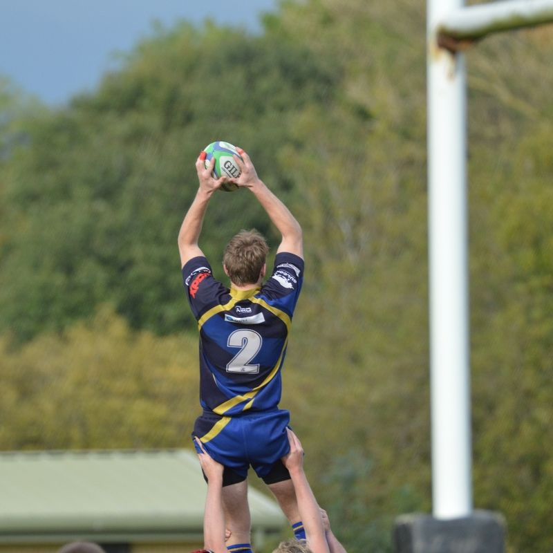 1st XV out of the Cup after tough encounter in the road