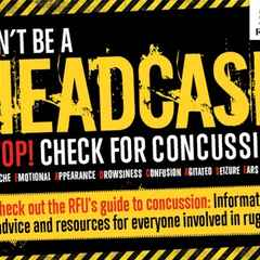CONCUSSION - HEADCASE